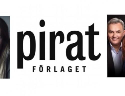 Piratförlaget ger bättre författarvillkor